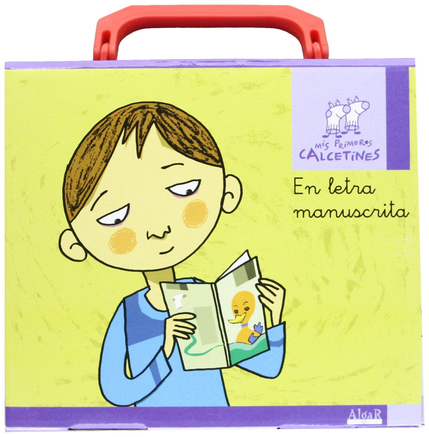 Maleta: Mis Primeros Calcetines - Manuscrita - 9788496514560: Amazon.es:  Teresa Soler Cobo, Armand González Cardona: Libros
