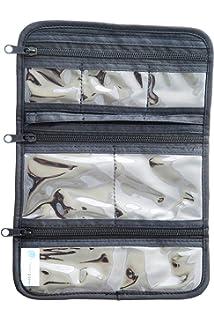 4847273e9bea Amazon.com   Travelon Women's Jewelry Roll, Purple   Packing Organizers