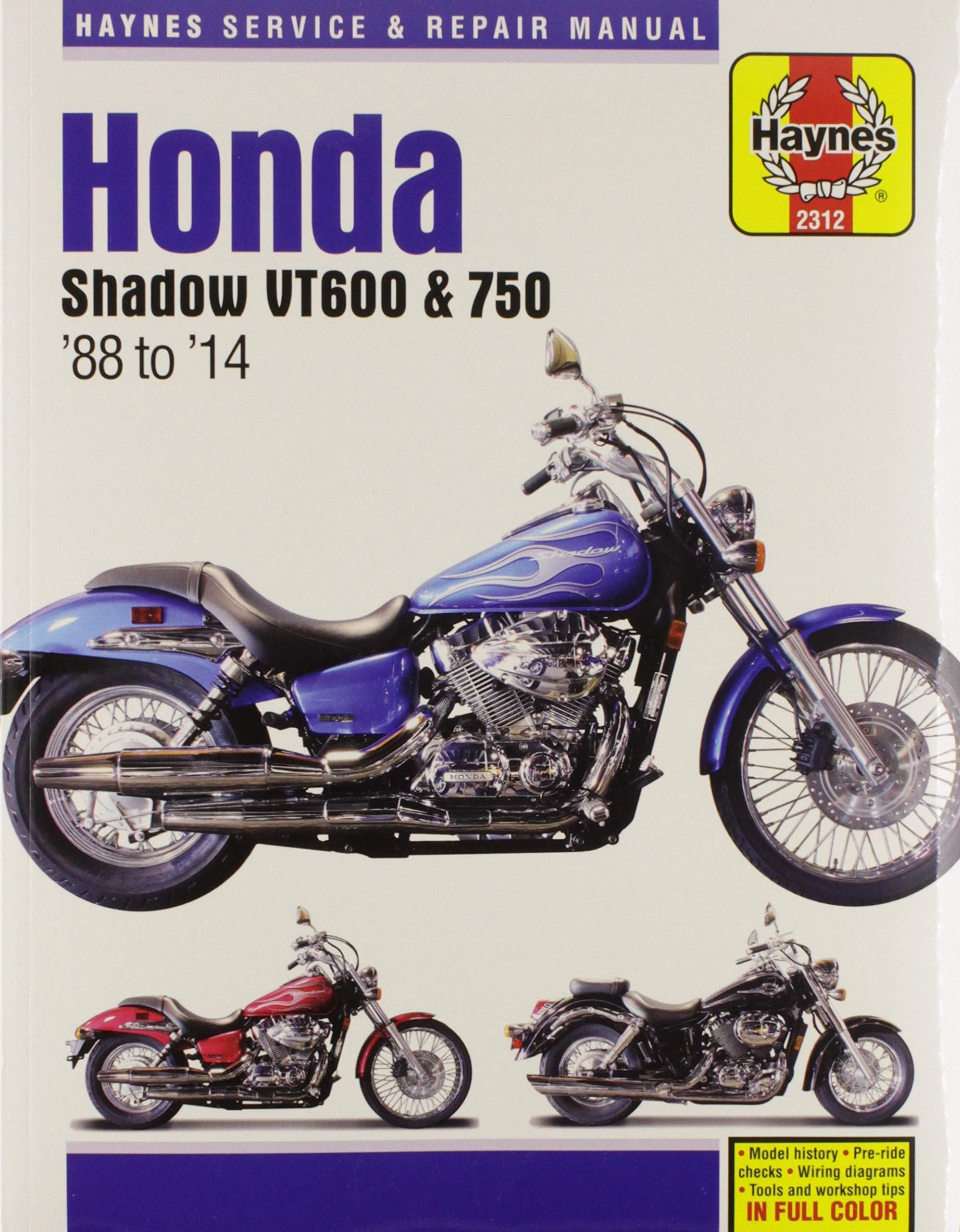 Honda Vt600 Wiring Diagram