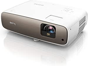 BenQ W2700 4K Projector for Home Theater with HDR-PRO, DLP 3840x2160 UHD 8.3M Pixels