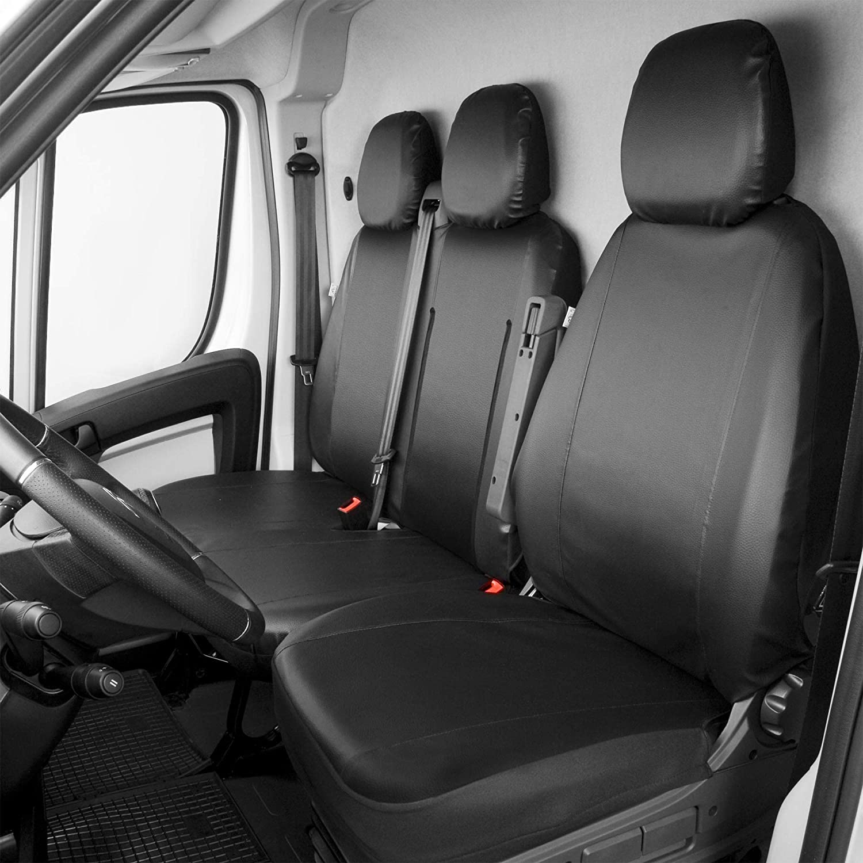 6 posti furgoni sedili per Auto 2 per roulotte 3 Camper Saferide Set Completo di coprisedili 1