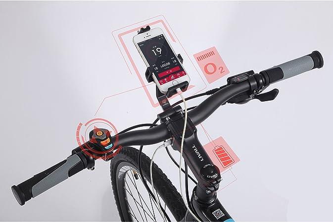 Livall LIPBHS2 - Soporte Bicicleta hasta 4.6