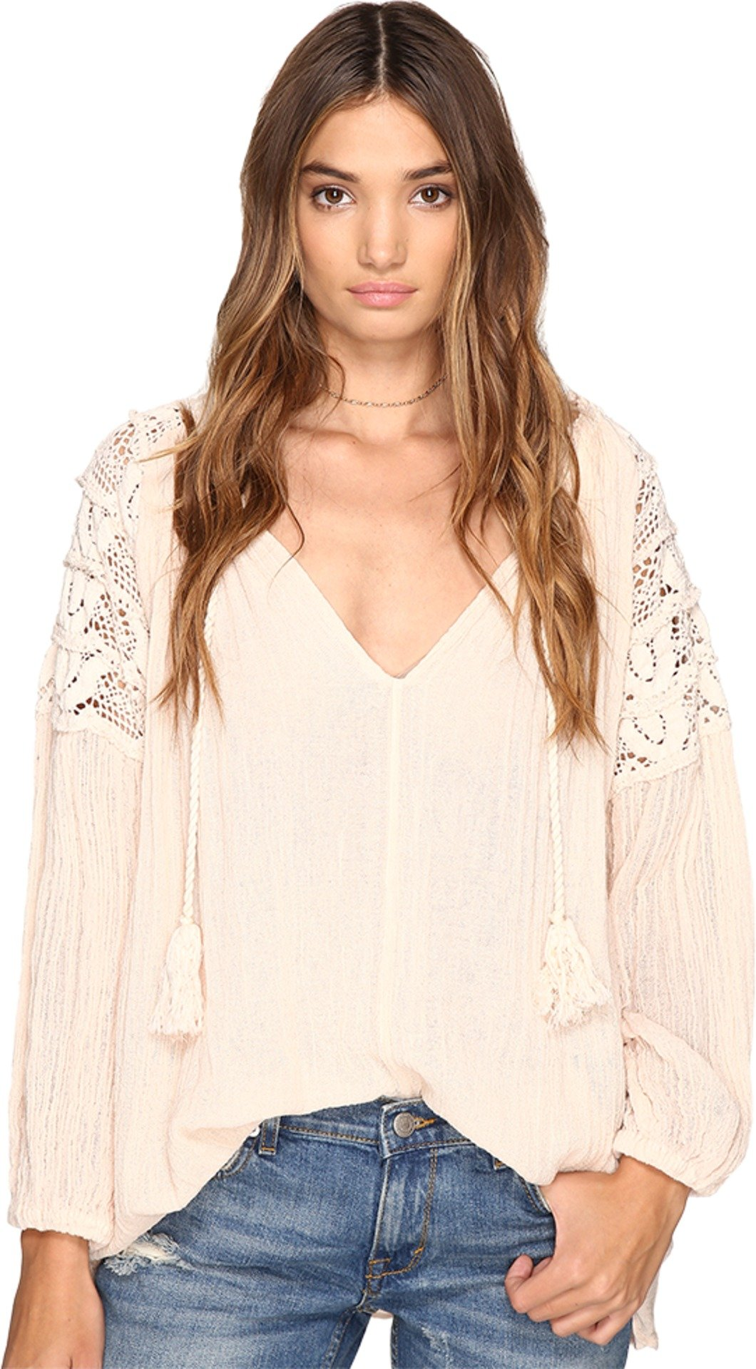 Jen's Pirate Booty Women's Jelani Top Summer Quartz Shirt
