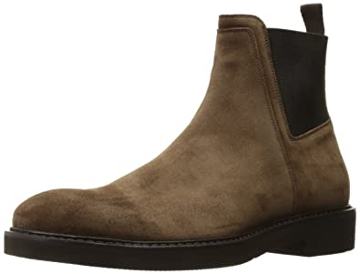 Fast Shipping Triston' Chelsea Boot Men Mens Brown Suede Aquatalia Mens Shoes