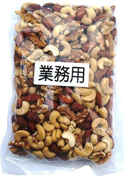 椿屋ミックスナッツ(カシューナッツ・アーモンド・くるみ3種)500g