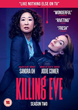 Killing Eve Season 2 [DVD] [2019]: Amazon.co.uk: Sandra Oh