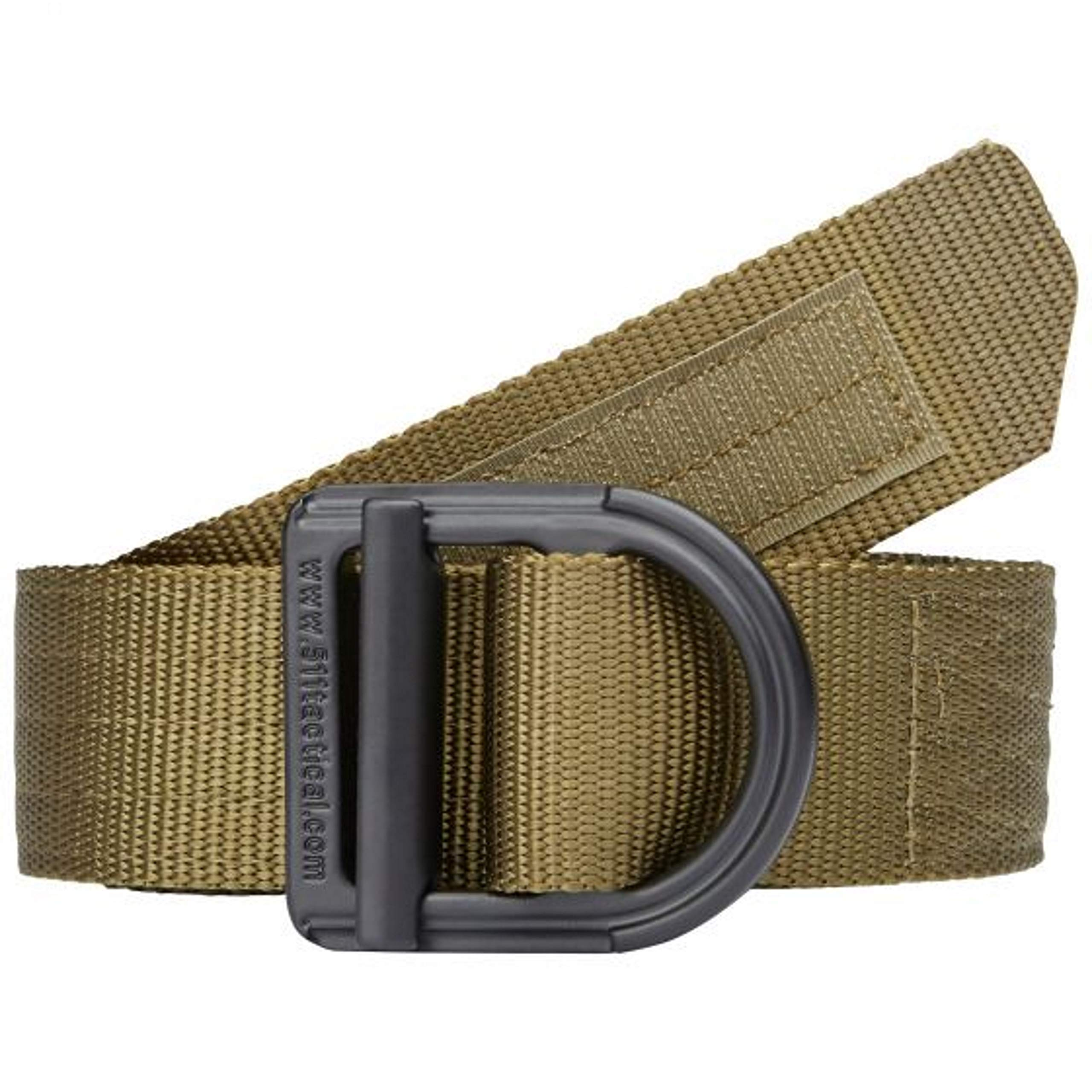 5.11  Trainer 1.5'' Tactical Belt, Heavy Duty for Military and Law Enforcement, Style 59409, TDU Green (190), 4XL by 5.11