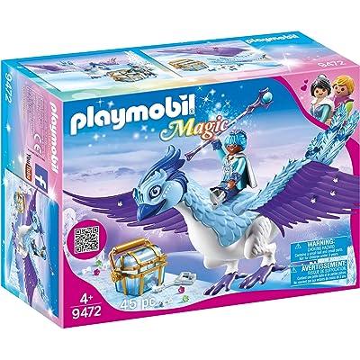 PLAYMOBIL Winter Phoenix: Toys & Games