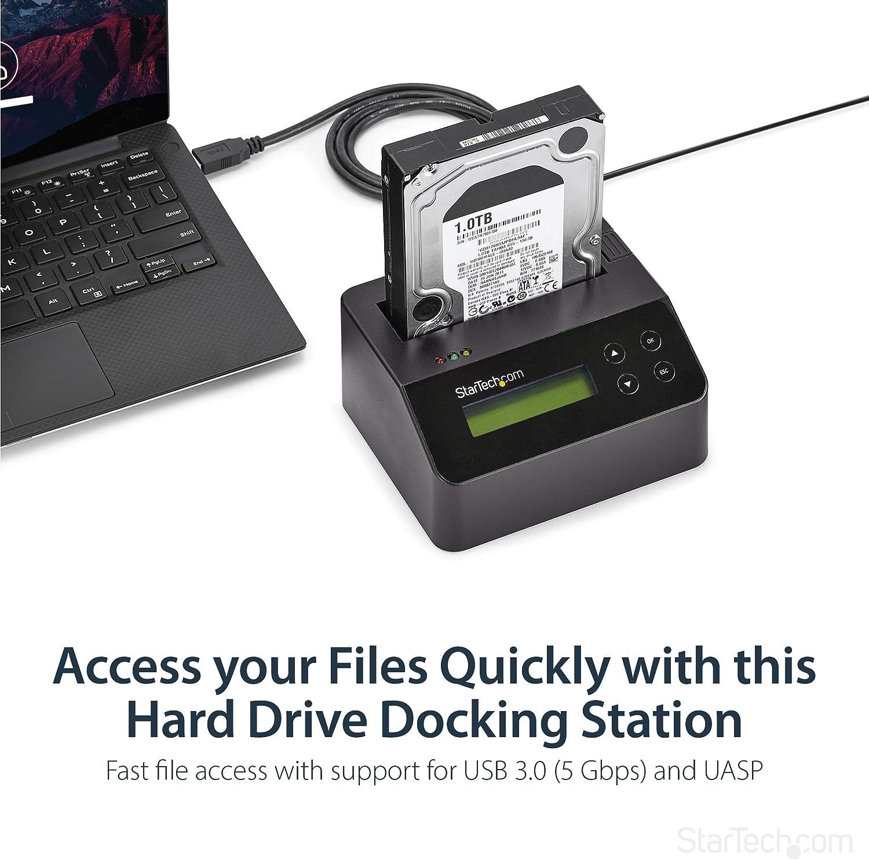 Startech Com Festplatten Eraser Für 2 5 Zoll Computer Zubehör