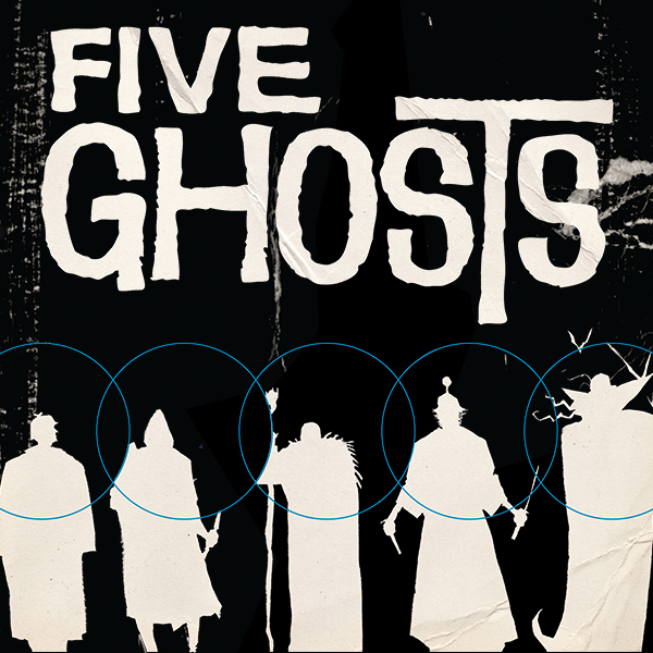 Five Ghosts (Collections) (3 Book Series)