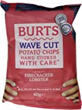 Burts Chips Firecracker Lobster (Pack of 20)