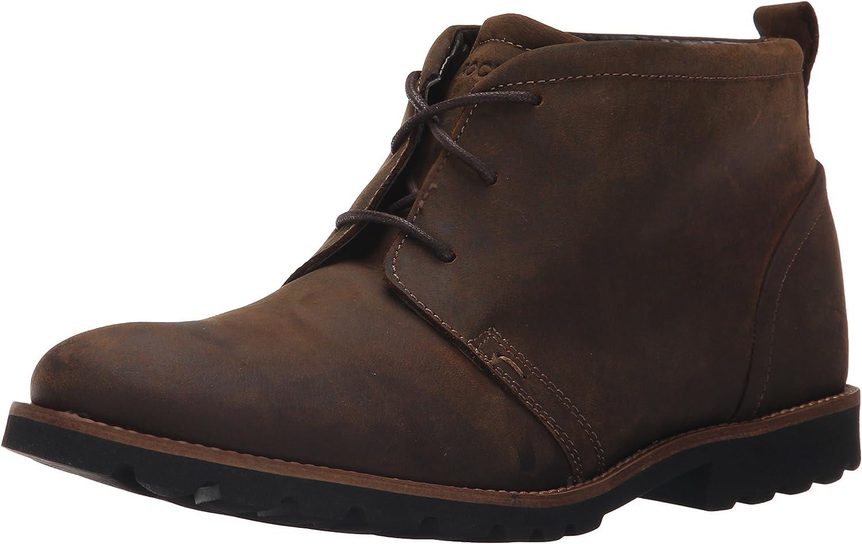 Charson Lace-Up Chukka Boot