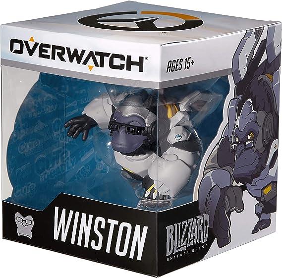 ACTIVISION Overwatch Cute but Deadly Medium Vinyl Figure Winston 10 cm Blizzard Mini: Amazon.es: Juguetes y juegos