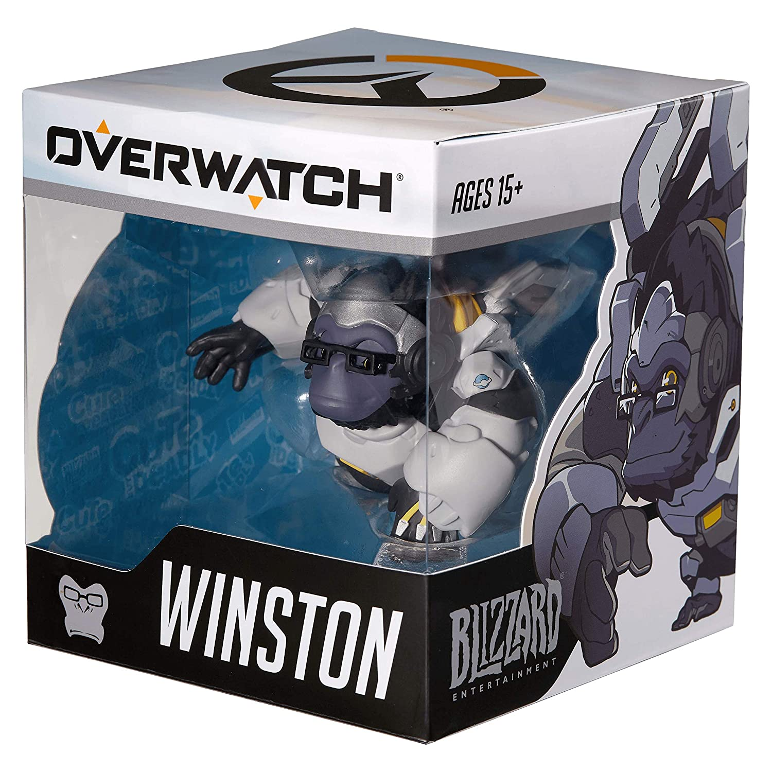 Cute But Deadly Medium Figure (Overwatch) - Winston (Android//xbox_one)