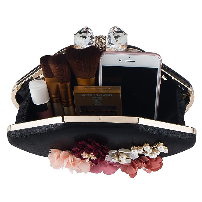 Amazon.com: bagood de la mujer bolsas de noche Clutches ...