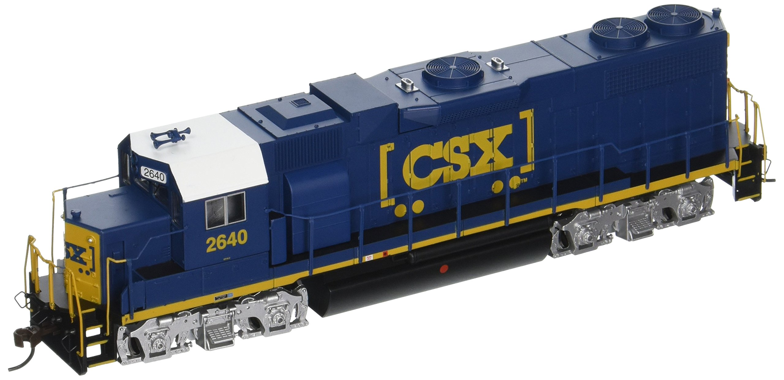 Bachmann Industries EMD GP38 2 DCC CSX #2640 Sound Value Equipped Locomotive (HO Scale) by Bachmann Trains (Image #2)