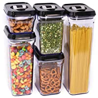 Deals on 5-Piece Zeppoli Air-Tight Food Storage Container Set with Lids