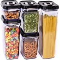 5-Piece Zeppoli Air-Tight Food Storage Container Set