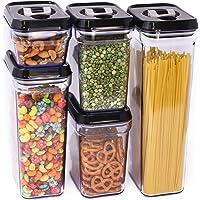 5-Piece Zeppoli Air-Tight Food Storage Container Set