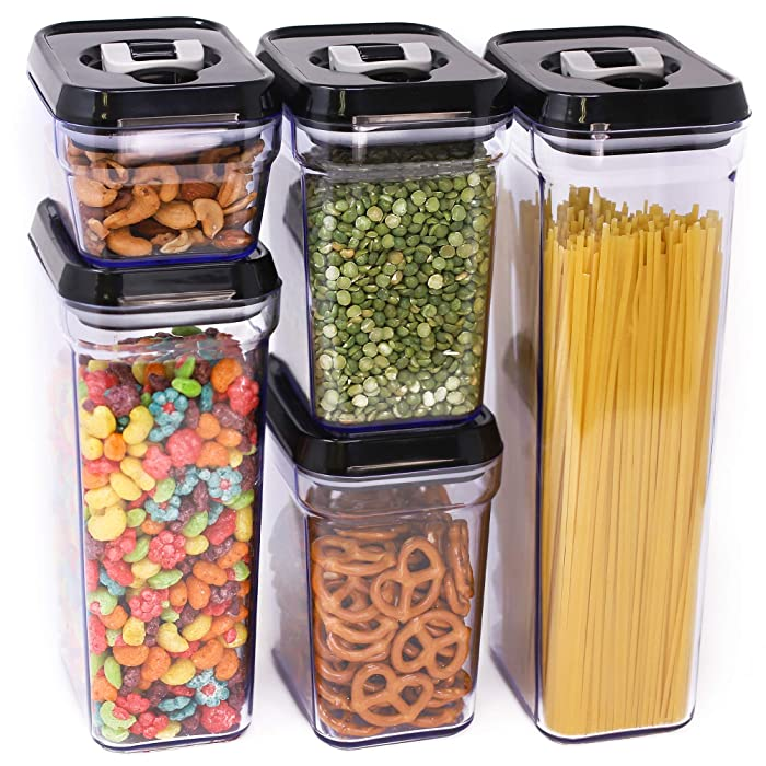 Top 10 Lock Top Plastic Food Storage Containers