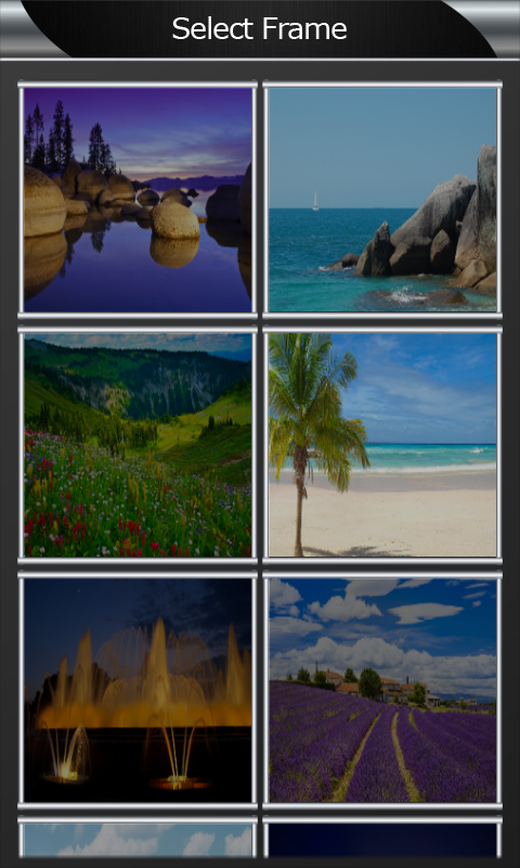 Amazon.com: Transparent Photo Frames: Appstore for Android