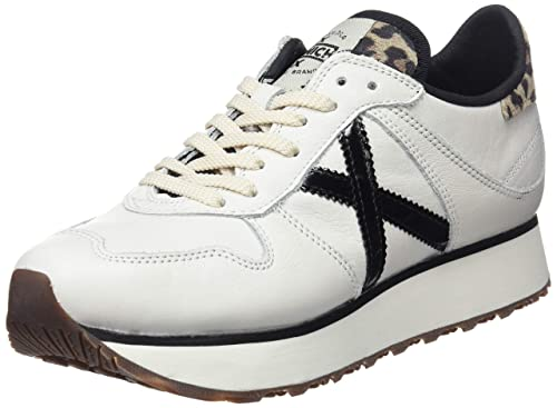 Munich Massana Sky, Zapatillas Unisex Adulto, (Blanco 83), 41 EU: Amazon.es: Zapatos y complementos