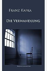 Die Verwandlung (Klassiker der Phantastischen Literatur) (German Edition) Edición Kindle