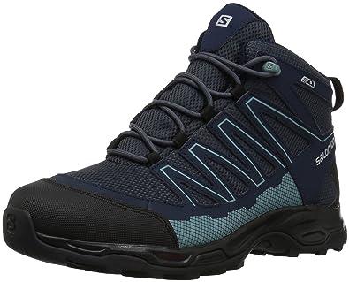 f829e3df9cdc Salomon Women s Pathfinder Cswp Mid W Walking-Shoes