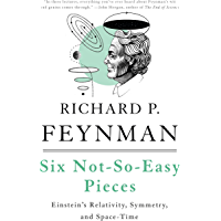 Six Not-So-Easy Pieces: Einstein's Relativity, Symmetry, and Space-Time (Helix Books) (English Edition)