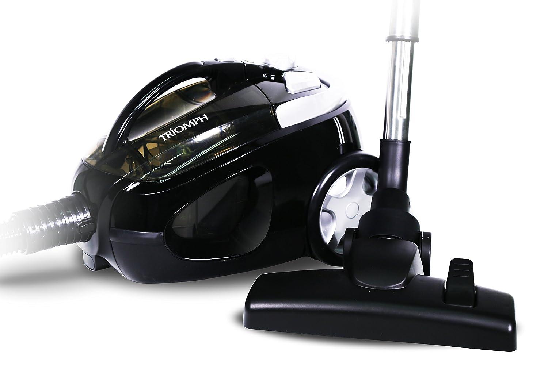 /Aspirapolvere senza sacco Eco classe A EEK A Triomph ETF1569/ 1000/W colore: nero
