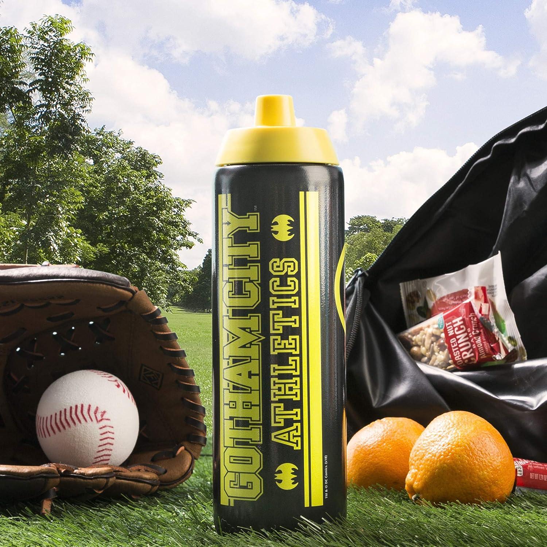 BPA Free Reusable Water Bottle Batman BTMK-S910 Zak Designs DC Comics 24 oz