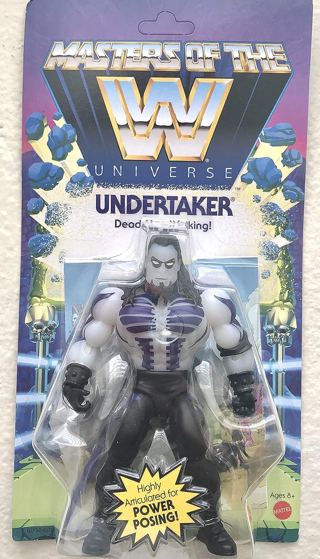 MOTU Undertaker Masters of The WWE Universe Action Figure