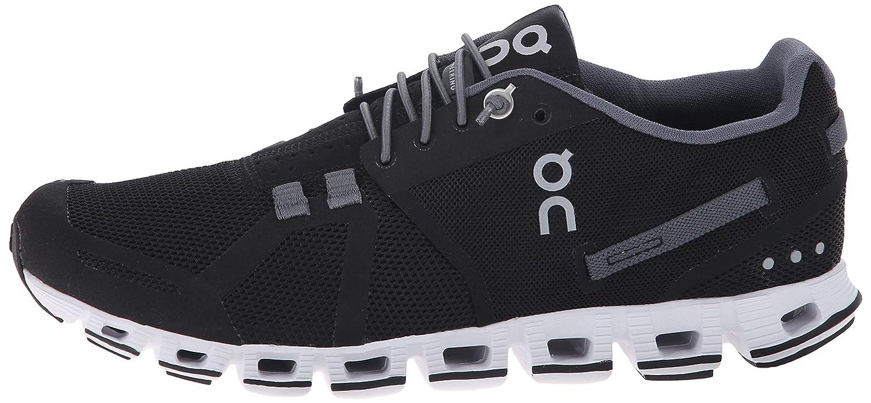 ON Women's Running Cloud Sneaker B00XNYRXO6 7 B(M) US Black/White