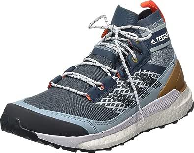 Adidas Terrex Free Hiker Blue, Zapatillas para Caminar para Niños, LEGBLU/DGSOGR/ASHGRE, 38 2/3 EU: Amazon.es: Zapatos y complementos