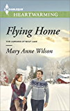 Flying Home (The Carsons of Wolf Lake)