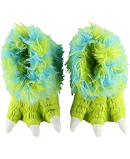 88a4b7aaa Amazon.com: Rich Frog Rabbit Funky Feet Slippers for Children ...