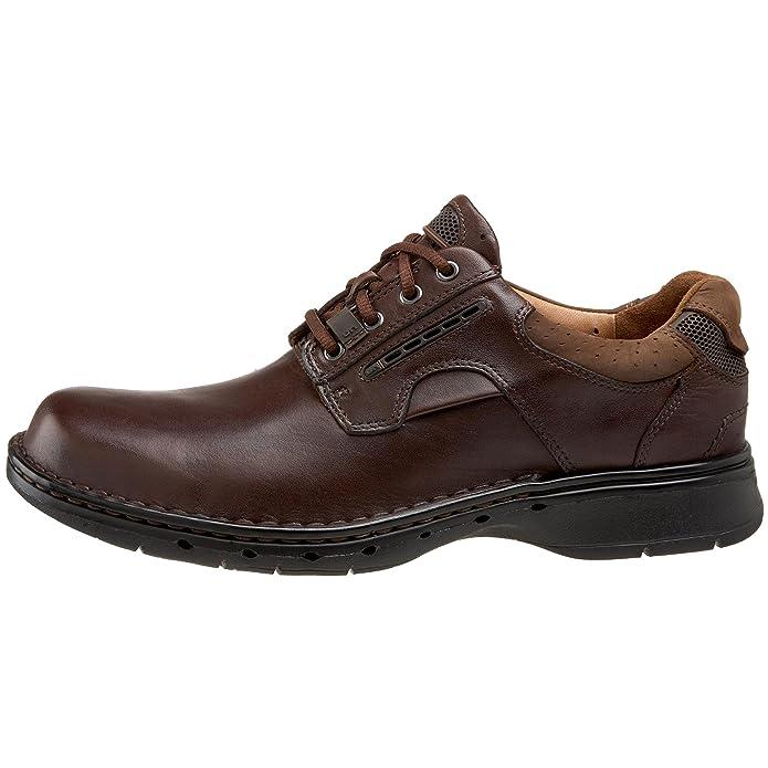 0e1a7608e614 Clarks Unstructured Men s Un.Ravel Casual Oxford  Amazon.ca  Shoes    Handbags