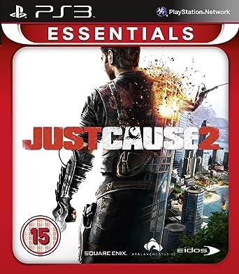 Amazon | Just Cause 2: PlaySta...