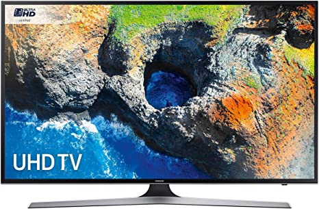 SAMSUNG Mu6100 de 50 Pulgadas de Smart Ultra HD TV: Amazon.es: Electrónica