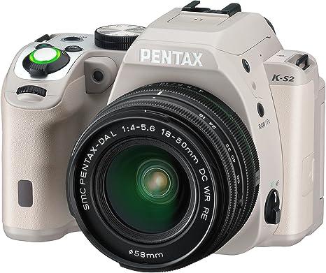Pentax K-S2 + 18-50mm WR - Cámara Digital (20,12 MP, Juego de ...