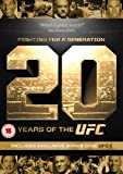 Fighting For A Generation - 20 Years Of UFC [DVD]