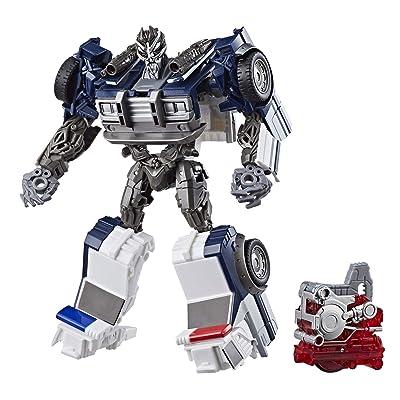 Transformers: Bumblebee -- Energon Igniters Nitro Series Barricade: Toys & Games