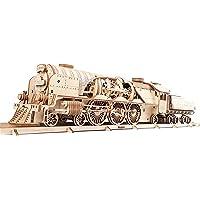 UGEARS V-Express Tren de Vapor - Set