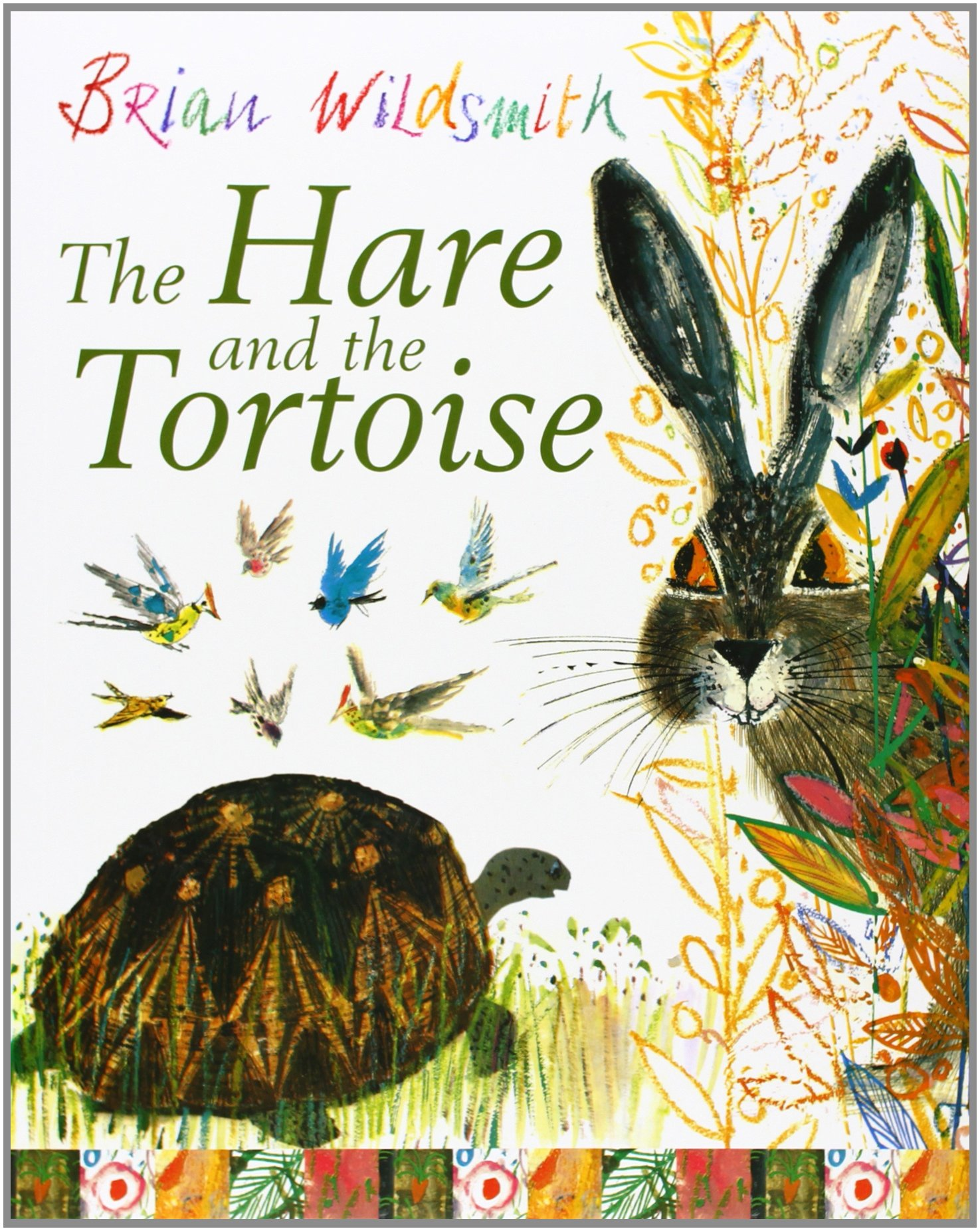 Hare book the the and tortoise