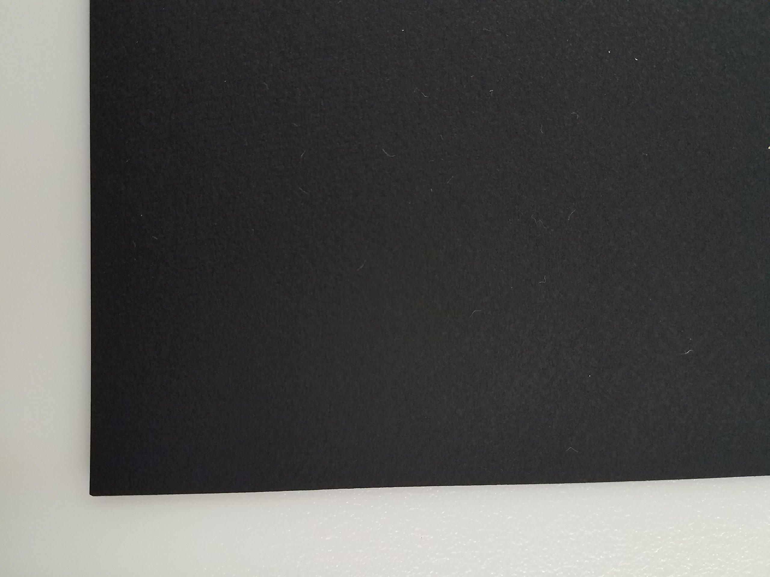 Fabriano Tiziano, Black, 20'' x 26'' 160gsm/75lb (10 Sheet Pack)