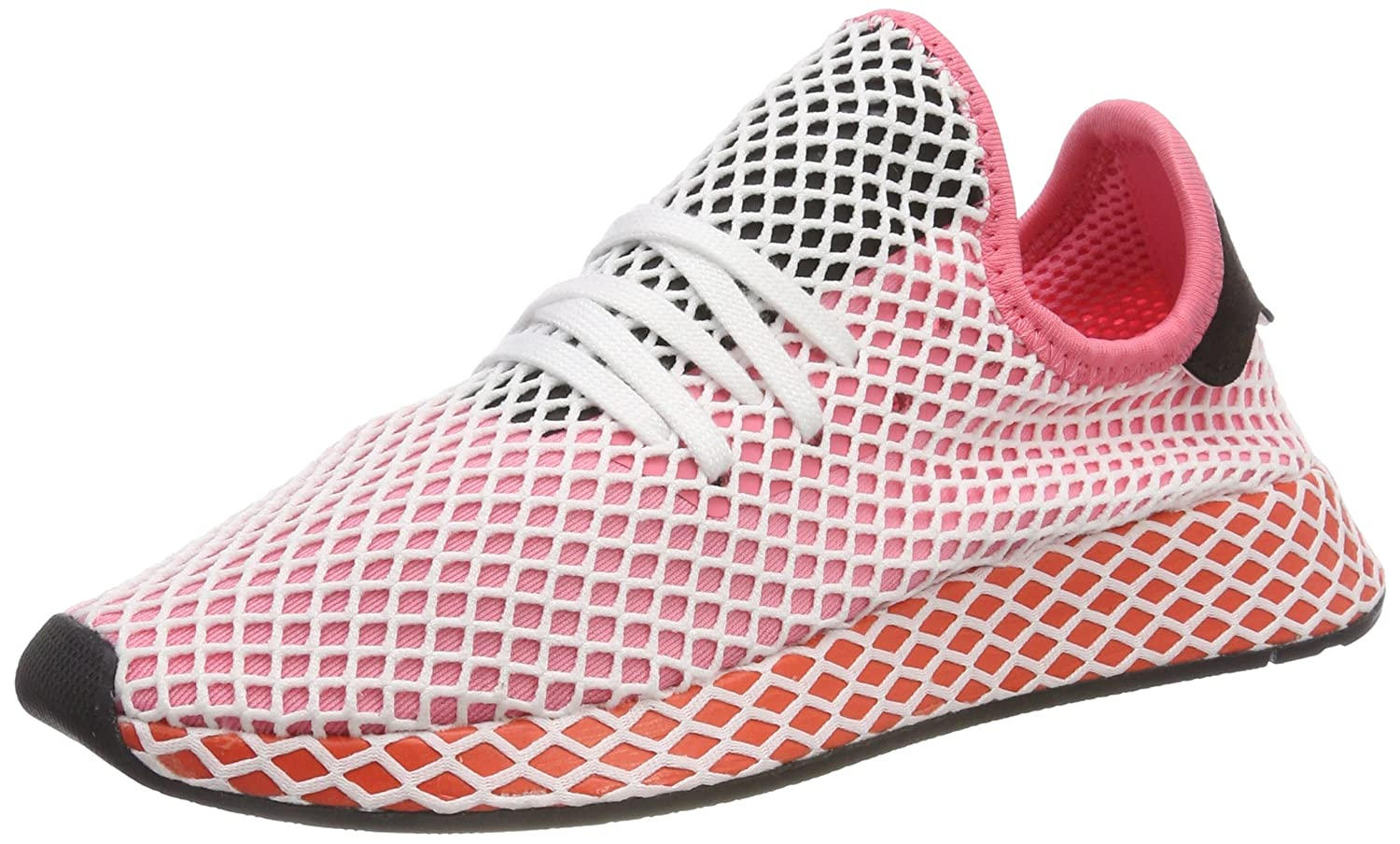 f546b19ef adidas Women s Deerupt Runner W Gymnastics Shoes  Amazon.co.uk  Shoes   Bags