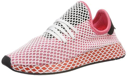 53d73f7f0 adidas Women s Deerupt Runner W Gymnastics Shoes  Amazon.co.uk  Shoes   Bags