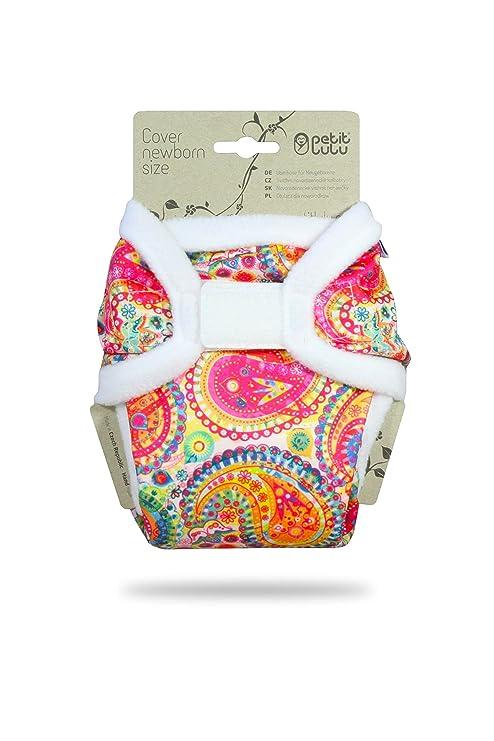 Petit Lulu recién nacidos cubrepañales (2 - 6 KG) para pañales de ...