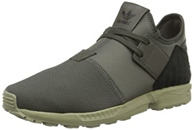 huge discount 30698 03c28 adidas Zx Flux Plus, Men's Low-Top Sneakers