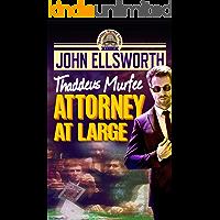Attorney at Large (Thaddeus Murfee Legal Thriller Series Book 3)
